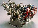 Rotary page - 4 rotor R26B racing engine